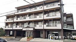 愛知県豊田市美里2丁目の賃貸マンションの外観