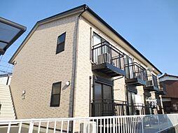 埼玉県さいたま市南区四谷3丁目の賃貸アパートの外観