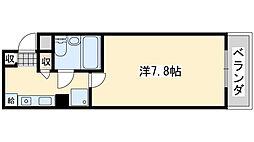 Rinon脇浜[401号室]の間取り