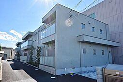 神奈川県海老名市本郷の賃貸マンションの外観