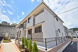 福岡県福岡市博多区浦田2丁目の賃貸アパートの外観