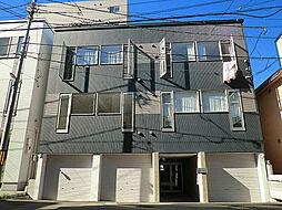 北海道札幌市東区北七条東6丁目の賃貸アパートの外観