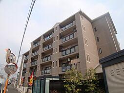 大阪府摂津市東別府5丁目の賃貸マンションの外観