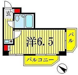 ライオンズマンション亀戸第7[4階]の間取り