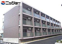 アイユー河田A棟[3階]の外観