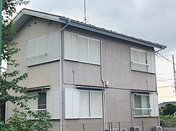 コーポ宮崎[2階]の外観