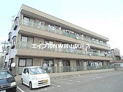 岡山県岡山市南区千鳥町丁目なしの賃貸マンションの外観