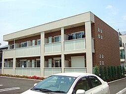 神奈川県小田原市南鴨宮2丁目の賃貸アパートの外観