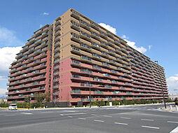 中古マンション・ガレリアヴェール、南西角9階の大型4LDK