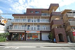大阪府豊中市本町6丁目の賃貸マンションの外観