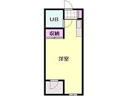 マンションM&T[3階]の間取り
