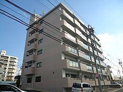 愛知県名古屋市名東区牧の里1丁目の賃貸マンションの外観