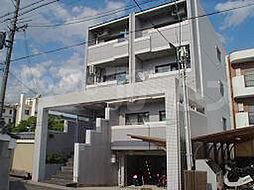 京都府京都市上京区福本町の賃貸マンションの外観