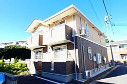 千葉県船橋市前原西4丁目の賃貸アパートの外観