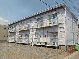 メゾン岸田B[101号室]の外観