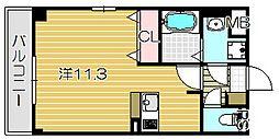 THマンション[2階]の間取り
