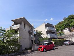 ドムス柿木[1階]の外観
