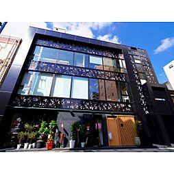 静岡県静岡市葵区人宿町1丁目の賃貸マンションの外観