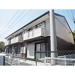 奈良県橿原市四条町の賃貸アパートの外観