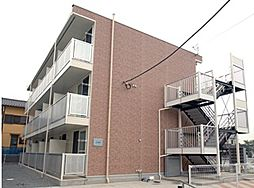千葉県船橋市藤原7丁目の賃貸マンションの外観