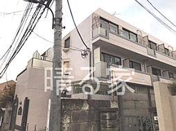 プレシェード新宿[302号室]の外観