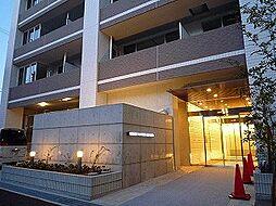 大阪府高槻市芥川町1丁目の賃貸マンションの外観