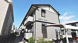 大阪府泉大津市板原の賃貸アパートの外観