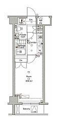 ラグジュアリーアパートメント赤羽西02[1階]の間取り
