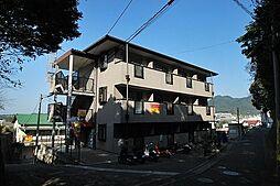 ドゥエ・ハノン[2階]の外観