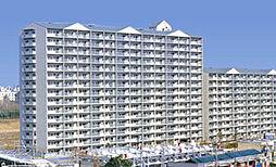 浅香山グリーンマンション[6階]の外観