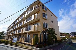 兵庫県川西市東畦野6丁目の賃貸マンションの外観