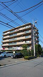 千葉県船橋市藤原1丁目の賃貸マンションの外観