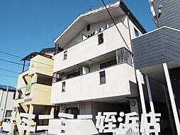 姪浜西ハイツ[202号室]の外観