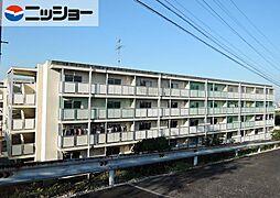 ビレッジハウス亀崎 1号棟[4階]の外観