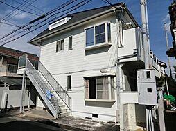 兵庫県伊丹市山田5丁目の賃貸アパートの外観