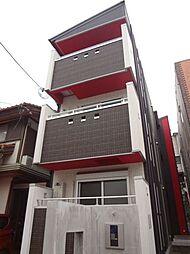 アベノカナタス[3階]の外観