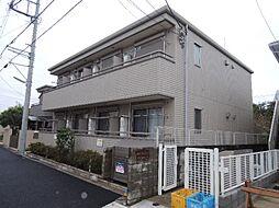 東京都世田谷区給田2丁目の賃貸マンションの外観