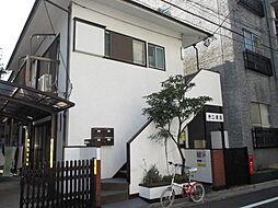 東京都北区滝野川7丁目の賃貸アパートの外観