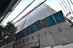 大阪府大阪市福島区吉野2丁目の賃貸マンションの外観