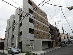 ヴィーブル駒川Ferio[3階]の外観