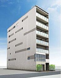 仮称)中京区神明町マンション[5階]の外観