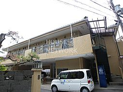 松扇荘II[202号室号室]の外観
