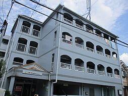 大阪府寝屋川市黒原城内町の賃貸マンションの外観