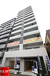アーリアシティ川崎[8階]の外観