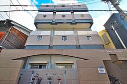 シティパレス北田辺[1階]の外観