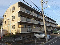 大阪府河内長野市西之山町の賃貸マンションの外観
