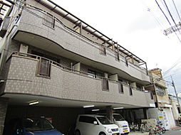 アクシリア駒川[3階]の外観
