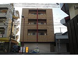 愛媛県松山市末広町の賃貸マンションの外観