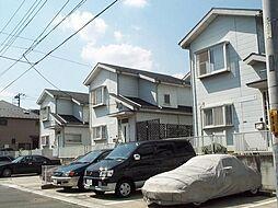 [タウンハウス] 神奈川県横浜市都筑区北山田5丁目 の賃貸【/】の外観