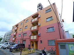 プリマヴェーラ八柱[401号室]の外観